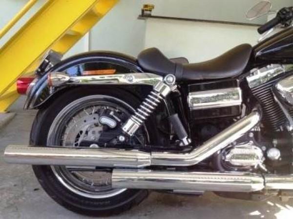 Escapamento (ponteiras) Harley Davidso Dyna Custon Esportivo